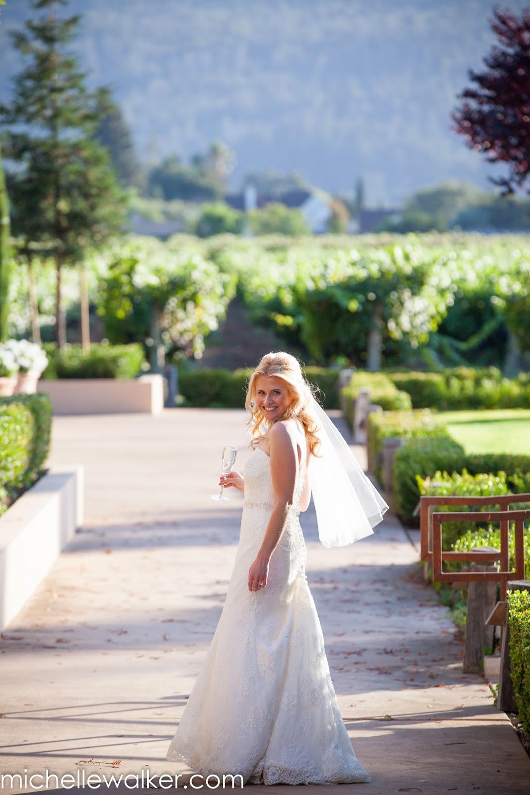Wedding Kelham Winery French Laundry