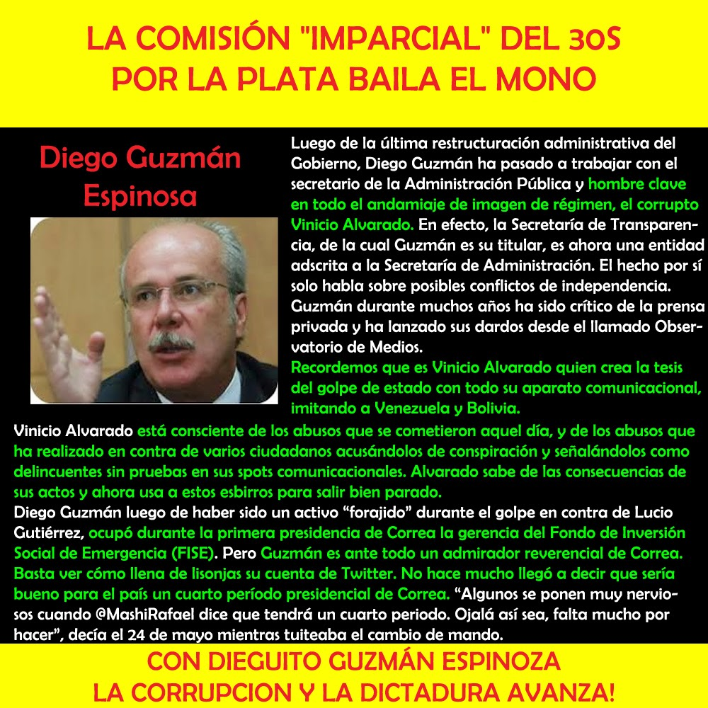 Diego Guzmán - Comisión 30s