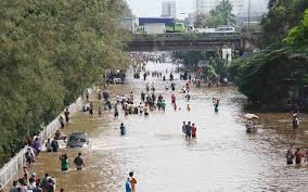 7 Dampak Negatif Banjir Di Jakarta