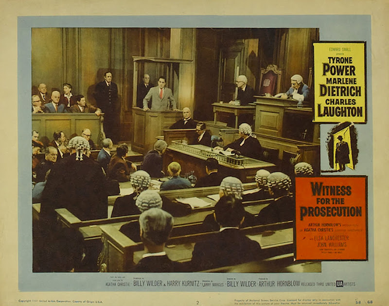 witness for the prosecution film Back to series agatha christie's the witness for the prosecution, feature film: watch world-class tv from britain and beyond always available, always commercial free.