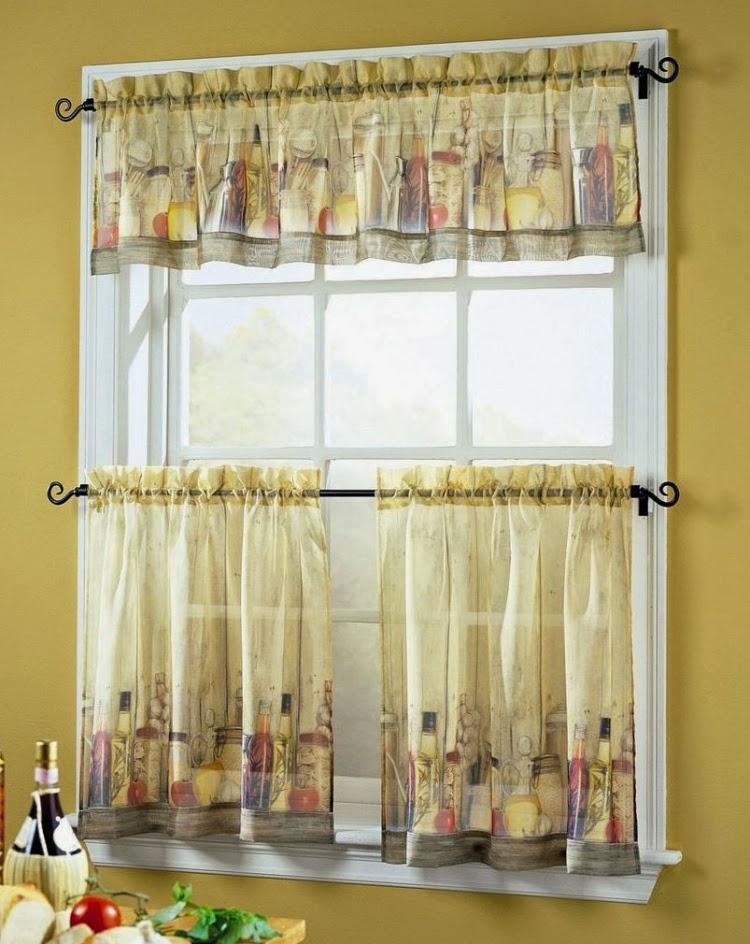 Sliding Curtain Kitchen Ideas Yellow Sand Wall Design Part 88