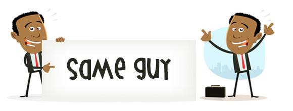 Same Guy