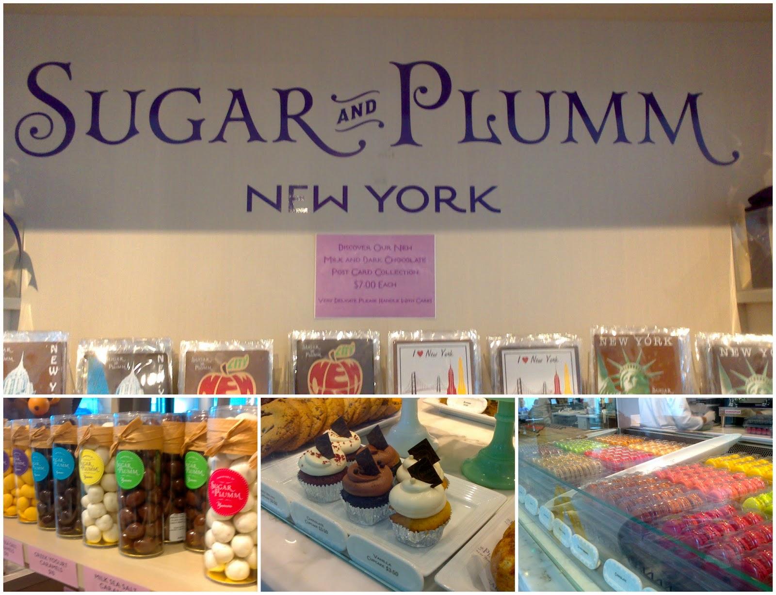 Xocolata, macarons, cupcakes i tartes a Sugar&Plumm