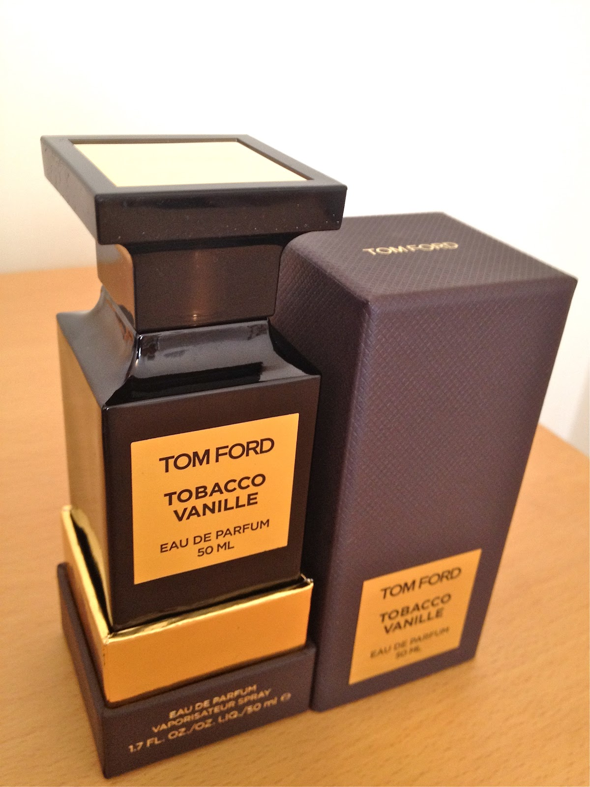my perfume diaries omg haul tom ford tobacco vanille. Black Bedroom Furniture Sets. Home Design Ideas