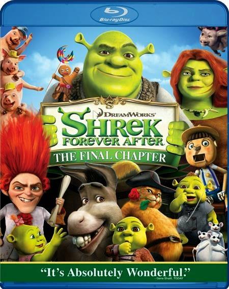 ดูการ์ตูน Shrek Forever After เชร็ค 4 สุขสันต์ นิรันดร