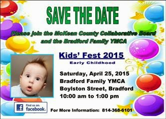 4-25 Save The Date Kids Fest 2015