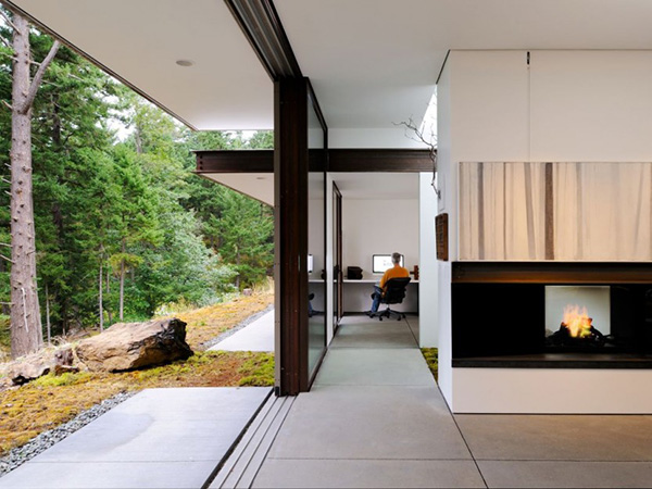 House interior architectural design and natural modern for Natural home interiors