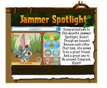 Monthly Jammer Spotlight - May!