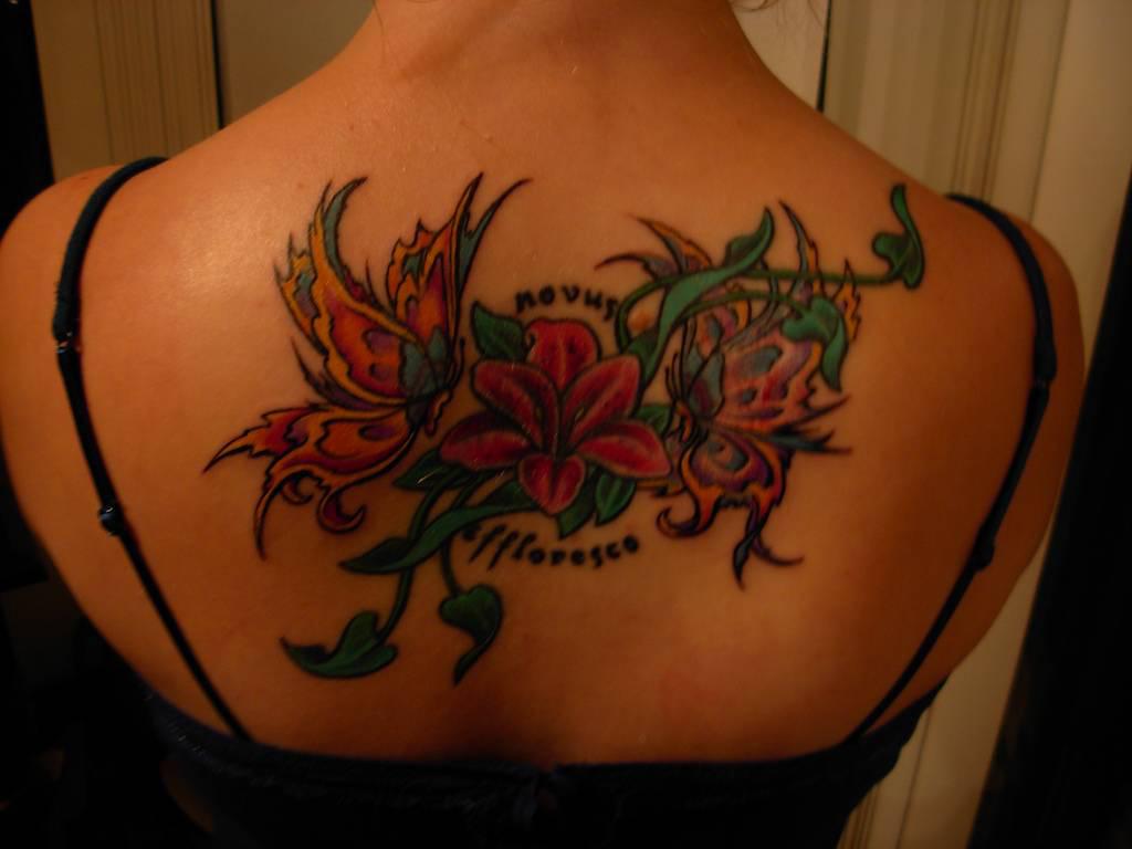 Shanninscrapandcrap hawaiian flower tattoos for Hawaiian flower tattoos meaning