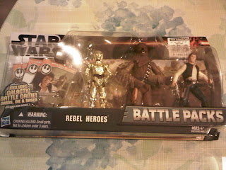 Star Wars Battle Pack Han Solo