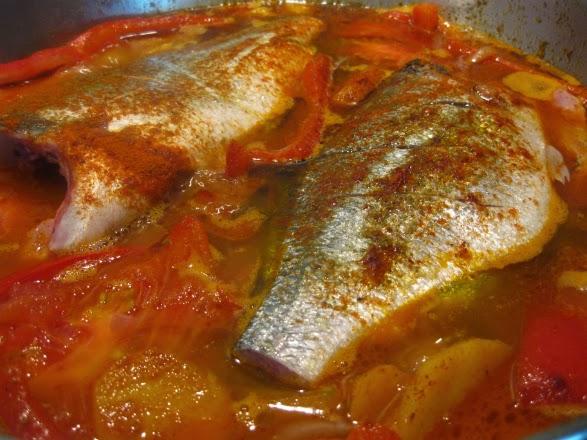 המתכון הקלאסי לדג דניס ברוטב מרוקאי