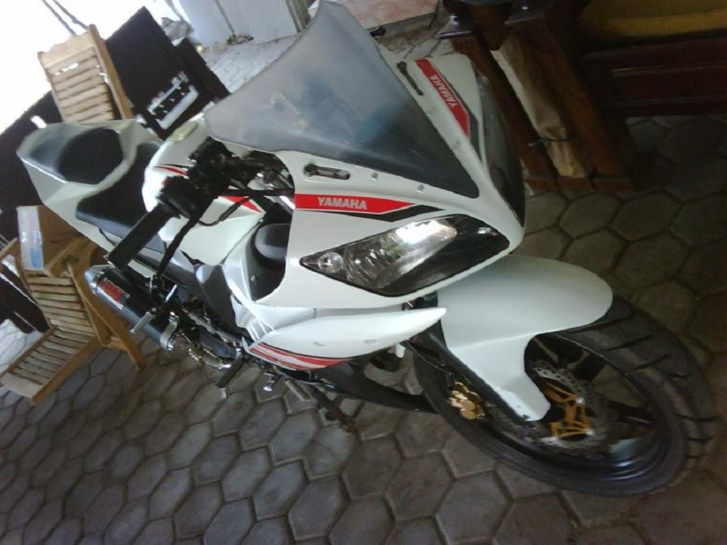 6 Detail Yamaha Byson Modif Ala FZ R15 2