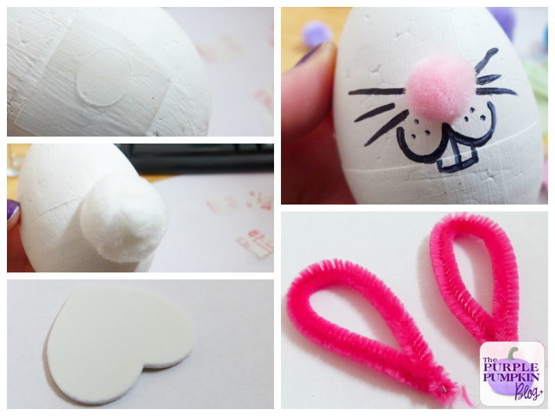 #Easter Bunny Craft for Kids