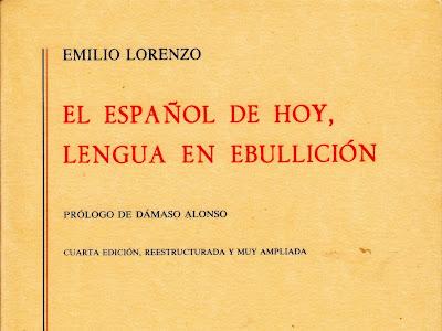 El Español de hoy, Lengua en Ebullición