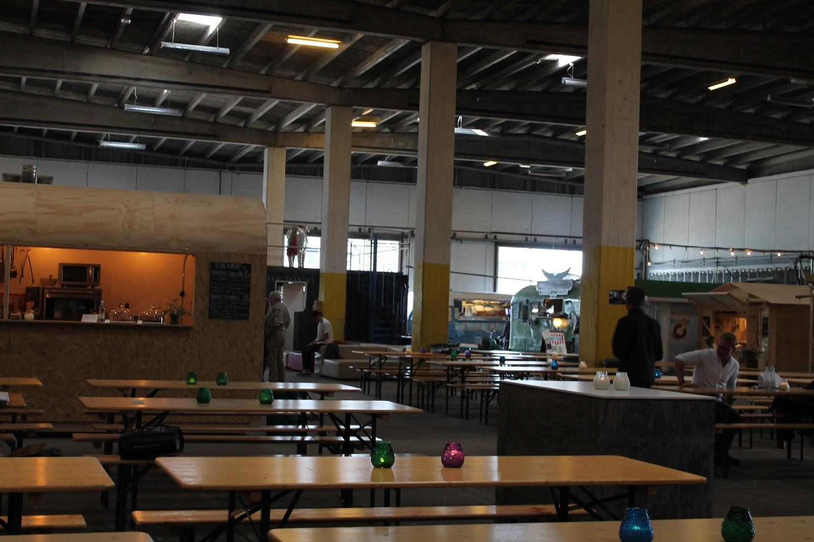 Copenhagen Street Food Paper Island - Travel Post
