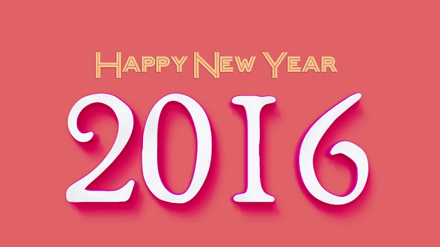 Đón tết rực rỡ với bộ hình nền Happy New Year 2016 đặc sắc