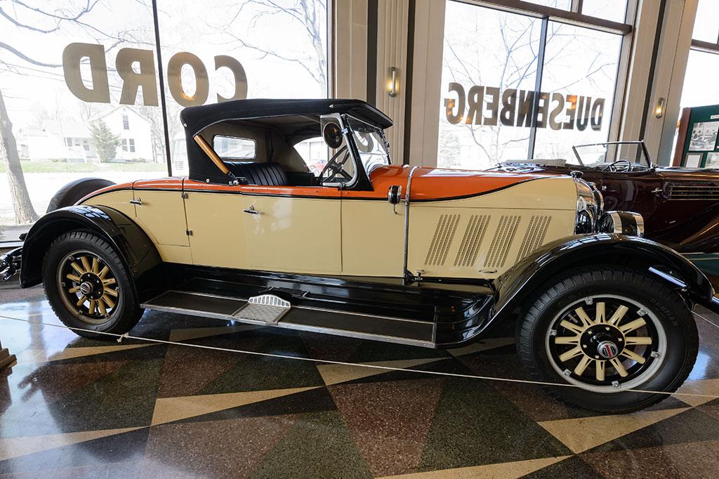 1926 Auburn 8-88 Roadster