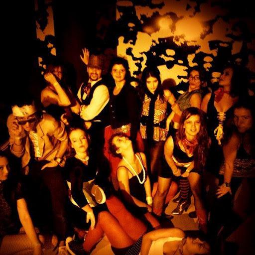 Núcleo de Formação no Cena Contemporânea 2008