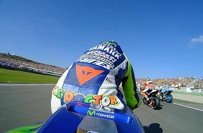 Apa Rossi Sudah Mulai Takut dengan Marquez?