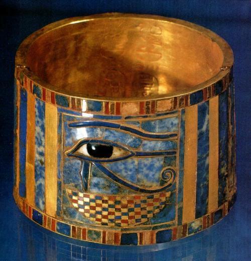 Египетские узоры на браслете