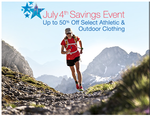 Huge Savings on Clothing - 4th July Independence Day Sales 2014