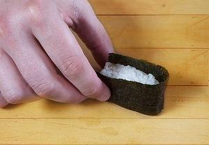 Техника приготовления суши и роллов