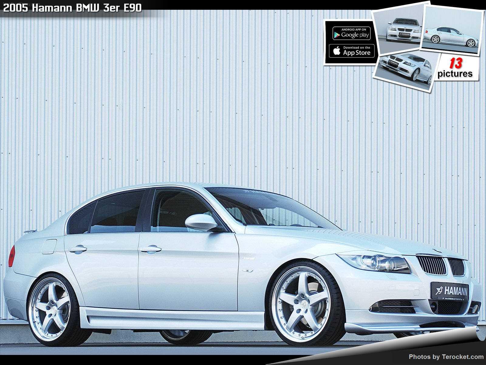 Hình ảnh xe ô tô Hamann BMW 3er E90 2005 & nội ngoại thất