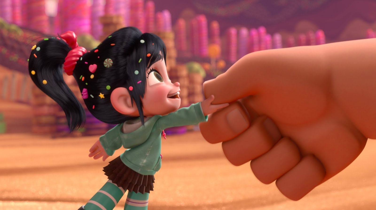 "Media Darlings: Late to the Game: Disney's ""Wreck-It Ralph"""