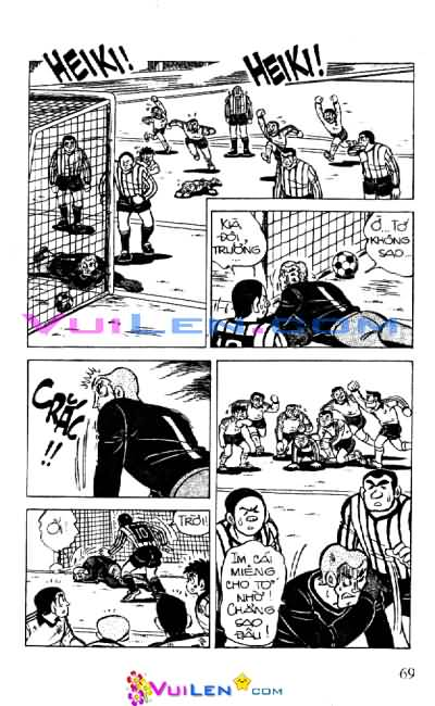 Jindodinho - Đường Dẫn Đến Khung Thành III  Tập 10 page 69 Congtruyen24h