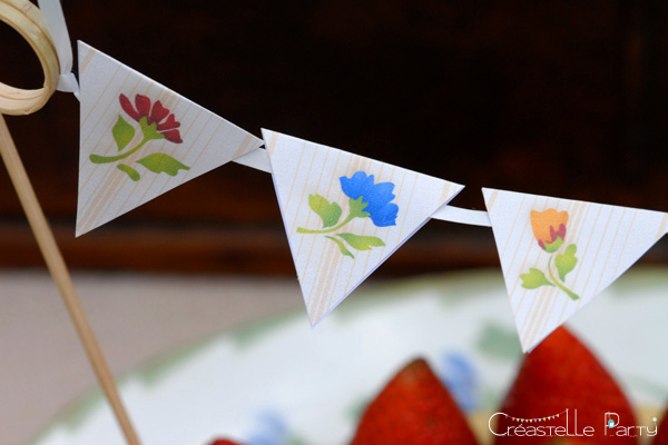 CreastelleParty - Tulip Mother's day - mini-banner