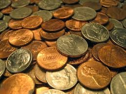 #4. (21 Ways To Piss Off Your Bartender) Tipping in a pile of change www.thebrighterwriter.blogspot.com