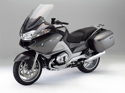 2012 BMW R1200RT Special Equipment Package
