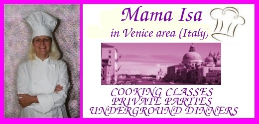 Mama Isa's Supper Club in Padova, near Venice (Italy): Underground Dinners (recommended by FoxNews)