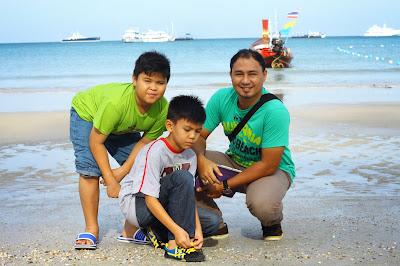 Bercuti ke Thailand : Patong Beach, Phuket