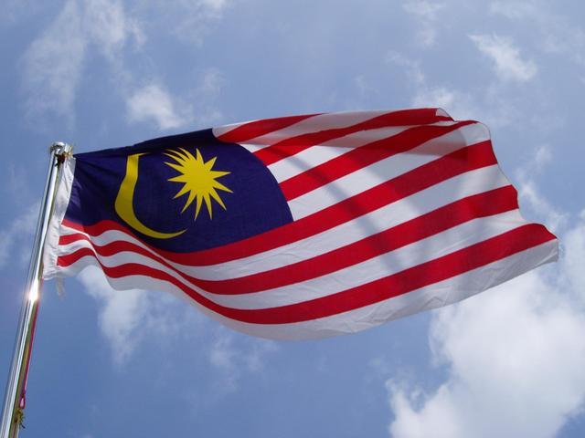 Melayu yang mula digunakan dengan rasminya pada 26 mei 1950. bendera