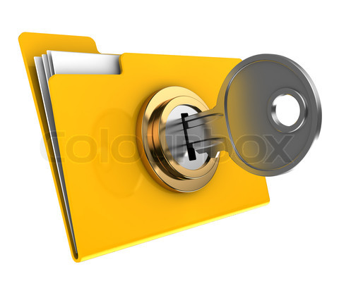FOLDER LOCKING WITHOUT ANY SOFTWARE USE