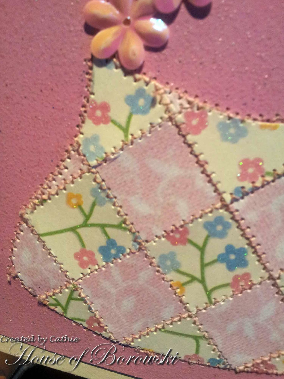 Perfectly Rustics, Paper Quilt Creations
