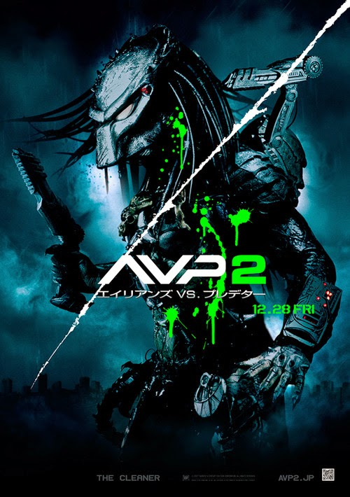 hubbs movie reviews aliens vs predator requiem 2007