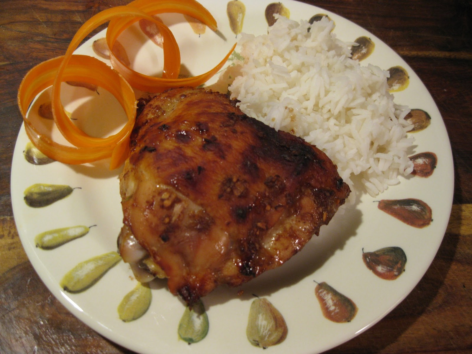 Kristen Kennedy - May Way, Every Day!: Five Spice Roasted Chicken