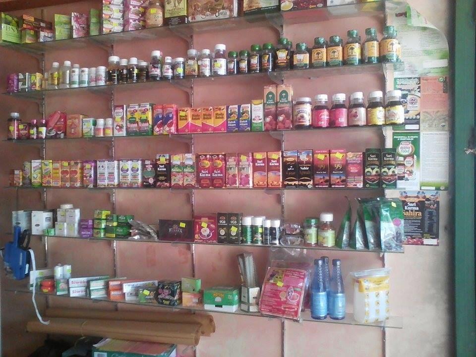 Obat Herbal di Padang