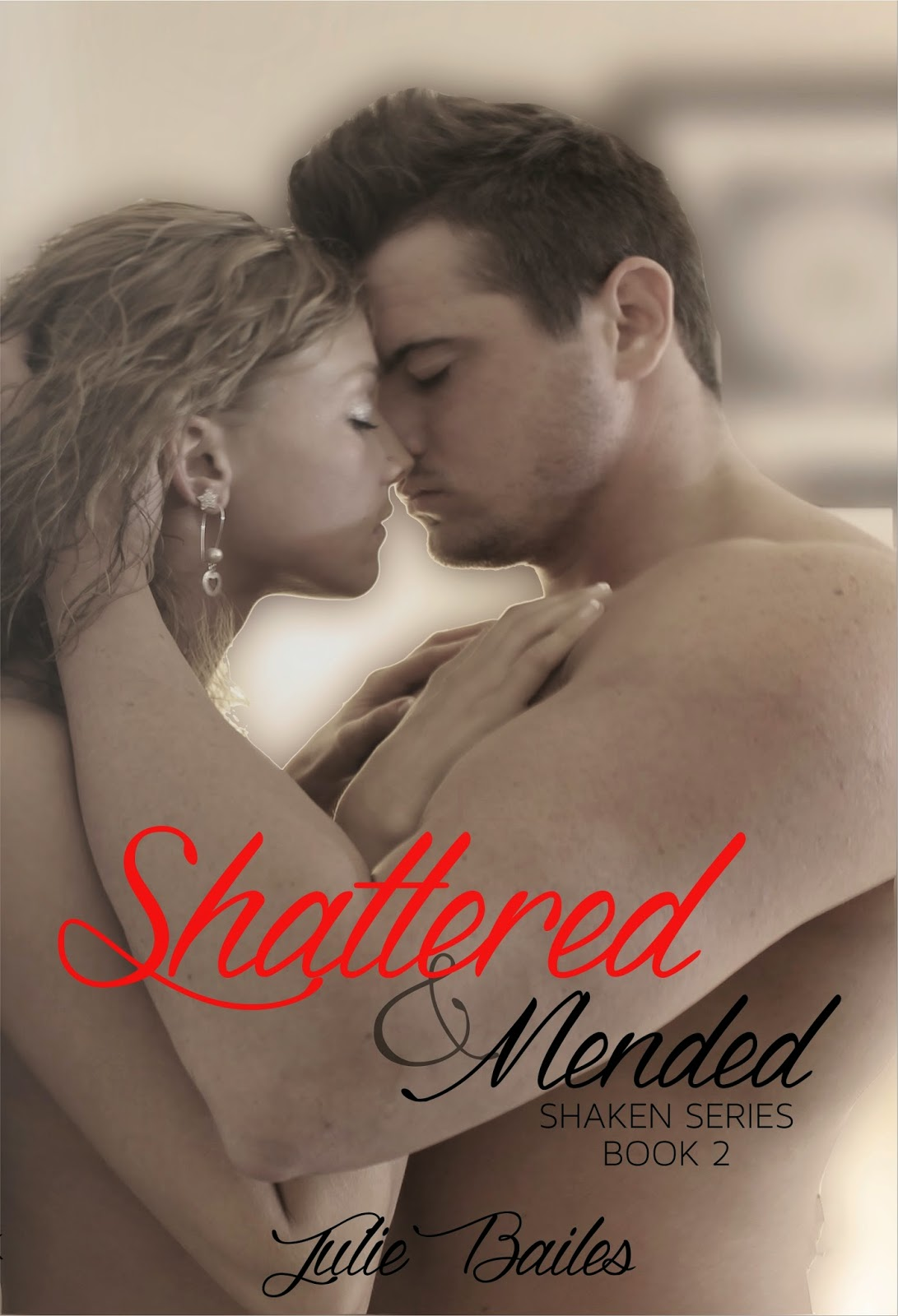 Shattered and Mended by Julie Bailes Book Review