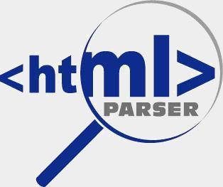 Pengertian parse html