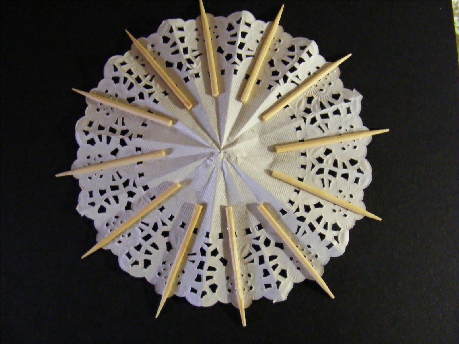 Poppyscabin doily parasol - Recambio tela parasol ...