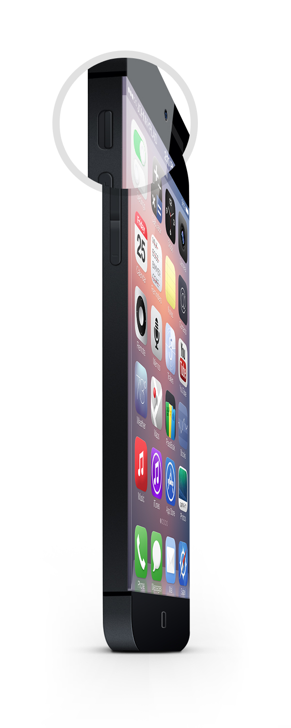 iPhone 6 look and feel