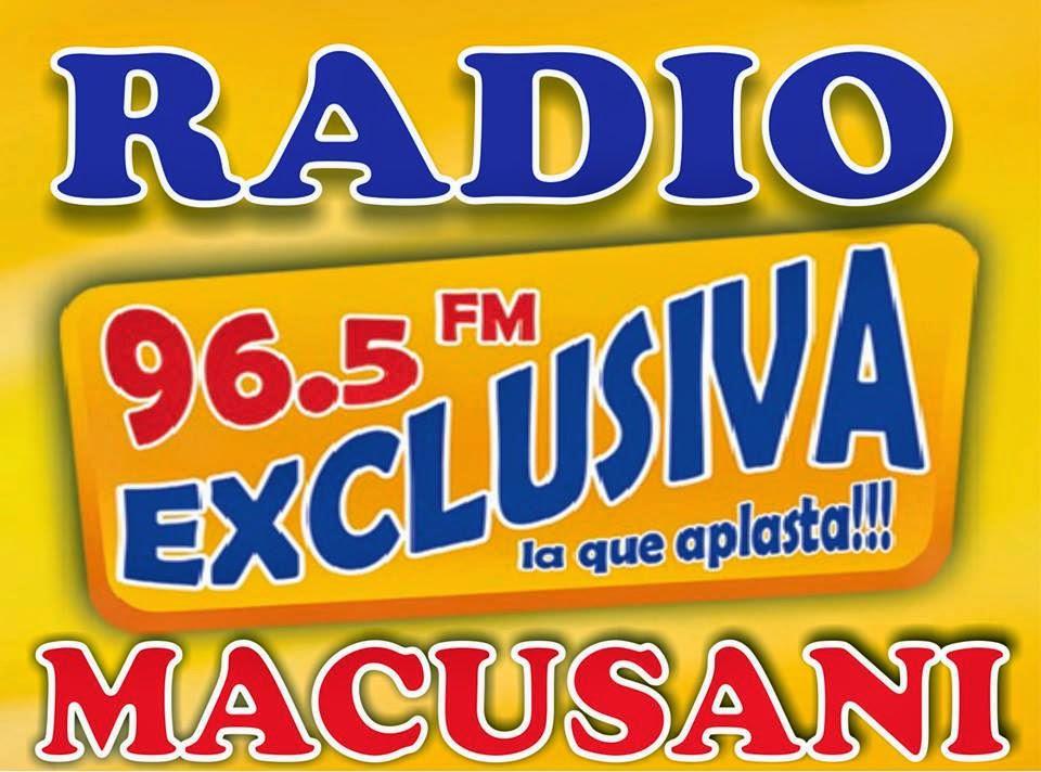 Radio La Exclusiva 96.5 FM Macusani