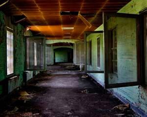 El terrorífico Hospital del Tórax: ¿leyenda o realidad?   Misteriosa ...