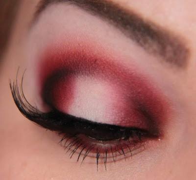 Red Smokey | Smokey Eye Night Out Makeup Tutorials