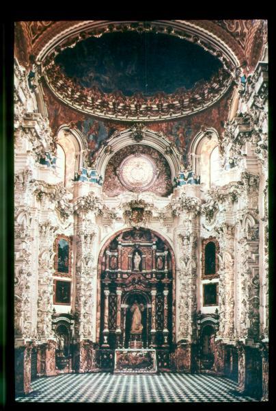 Historia del arte la arquitectura barroca espa ola for Inicios de la arquitectura