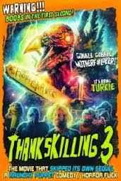 فيلم ThanksKilling 3 رعب