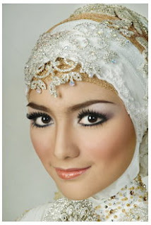 Gambar Hijab Modern Untuk Akad Nikah Terbaru